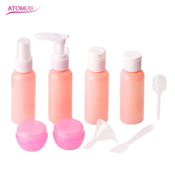 New Beauty Bottles Travel Portable Bottles Shampoo Empty Lotion Mini Makeup Container Beauty Tools
