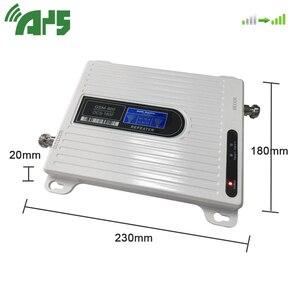 Image 4 - מגבר אות GSM 900 mhz LTE 1800 mhz Dual Band נייד טלפון סלולרי אותות בוסטרים נייד מהדר אות עבור בית