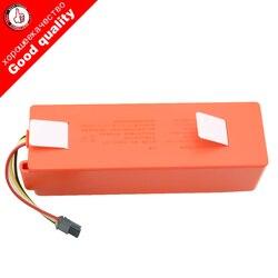 5200mAh li-ion 18650 battery for xiaomi mi robot Robotics cleaner FOR roborock s50 51 T4 T6