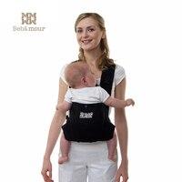 Bebamour Детские переноски мягкие и удобные детские слинг горизонтальная детская накидка детский эргономичный рюкзак