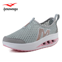 High Quality Outdoor Sports Women Running Shoes 2017 Autumn New Breathable Mesh Fitness Sport Women Zapatillas