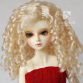 1/4 1/6 1/8 scale BJD wig curls hair for BJD/SD DIY doll accessories.Not included doll,clothes,shoes,and other 16C1047