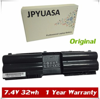 7XINbox 7.4V 32Wh Original SQU-912 PABAS241 Laptop Battery For HASEE CQB902 911600016 S9 Series