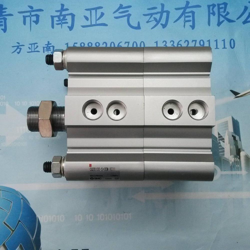 Outils pneumatiques de composant pneumatique de cylindre dair de cylindre mince de CQ2B100-5 + 0DM-XC11Outils pneumatiques de composant pneumatique de cylindre dair de cylindre mince de CQ2B100-5 + 0DM-XC11