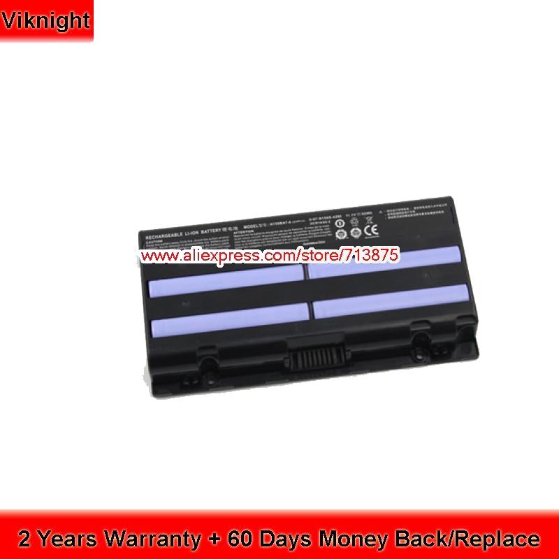 Original Clevo N150BAT-6 Battery For Sager NP7155 NP7170 Schenker XMG A505 N150BAT-6 6-87-N150S-42921 lLaptop Battery origianl clevo 6 87 n350s 4d7 6 87 n350s 4d8 n350bat 6 n350bat 9 laptop battery
