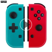 WUIYBN Bluetooth Gamepad JoyCon Controller wireless Voor Nintendo Switch Game Machine Console(China)
