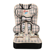 Portable Car Safety Seat for Baby Seat Five Point Increase Safety Harness Car Seat for Children Seat 0 12years Old