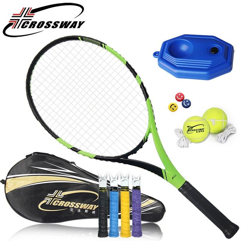 CROSSWAY new racchetta da tennis degli uomini Tennis Racquet Raquette Fitness Training Racket Tennis Rackets outdoor sports 880