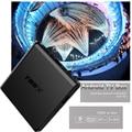2017 Nueva T95X Android 6.0 Smart Tv Box 2G 8G/2G 16G Amlogic S905X Quad Core TV Box media player con Wifi Kodi 16.1 Unidades Superior caja