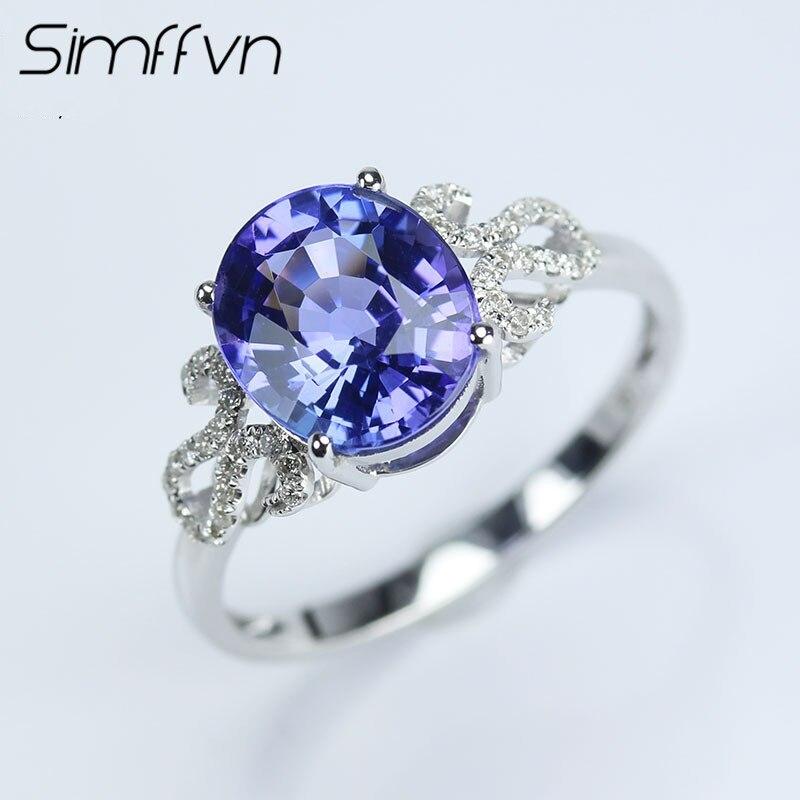 buy wholesale tanzanite engagement ring from china