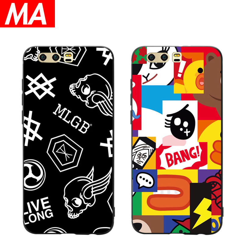 MA The Funk Phone Case For Huawei P8 lite 2017 P9 P10 P20 Lite Plus Nova Honor 6C 6A 6X Honor 8 Honor 9 Mate 10 lite