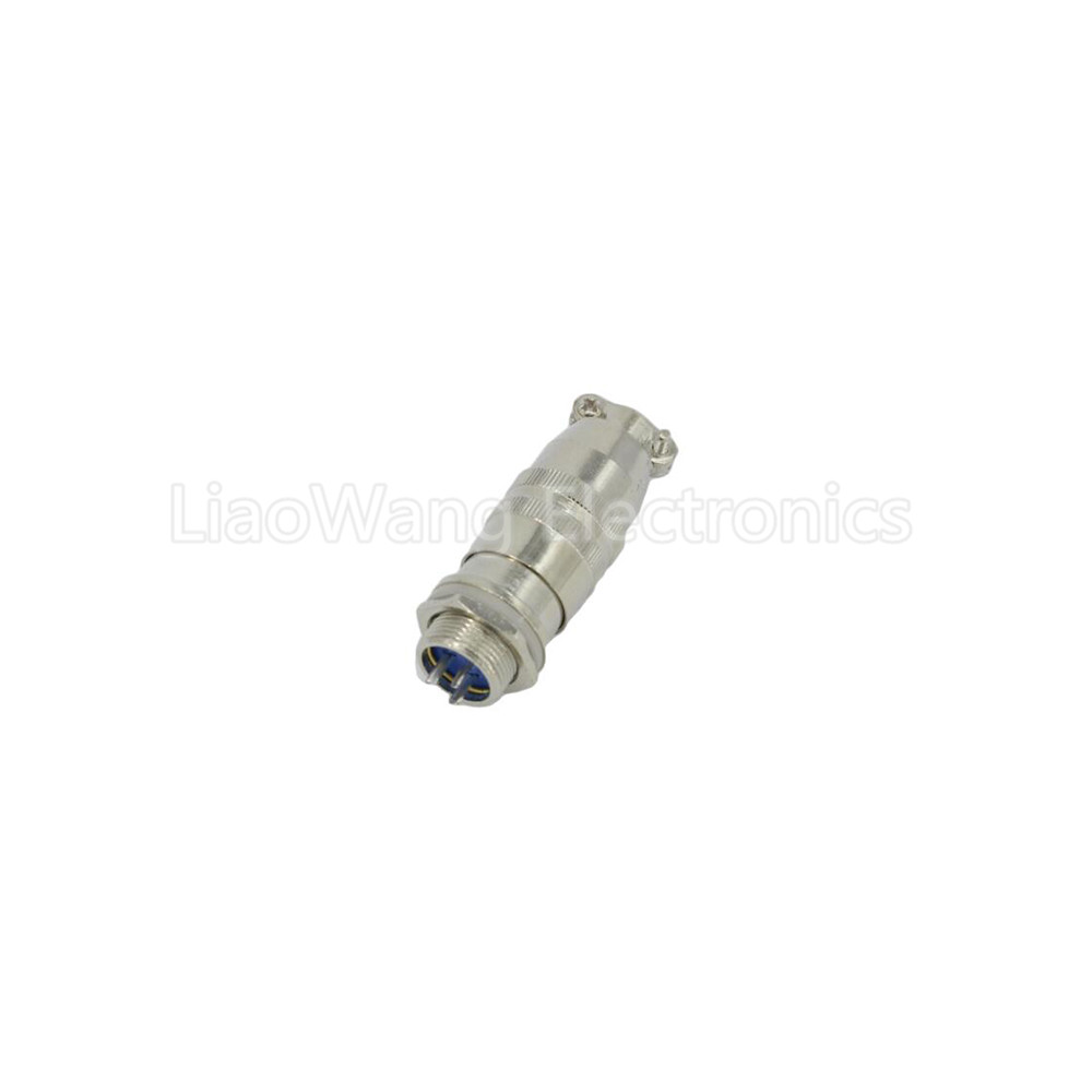 XS12 series XS12-3 (3 pin) aviation plug and socket air connector high quality