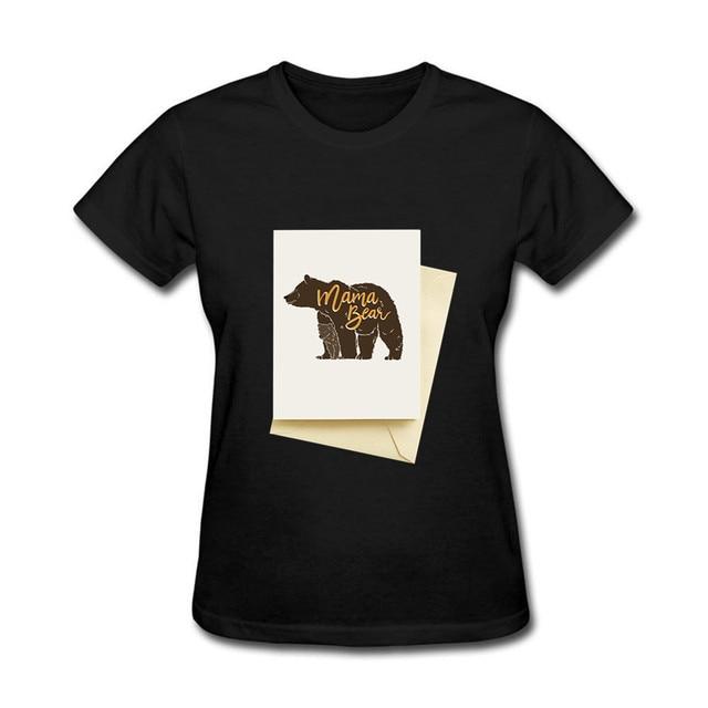 Woman Tshirt Letters Print...