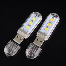 Mini USB LED Light 1/5/10pcs Portable Table Lamp home Camping LED Night light For Power Bank PC Laptop Book desk Reading Light