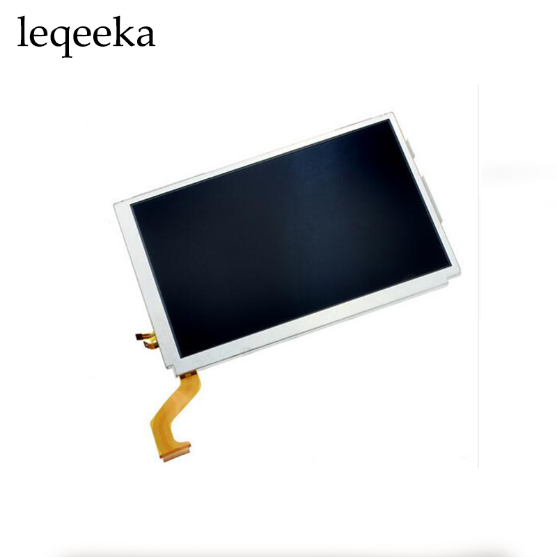US $104 95 6% OFF 10PCS Replacement Top Upper LCD Screen Display for  Nintendo 3DS XL LL N3DS-in Screens from Consumer Electronics on  Aliexpress com  