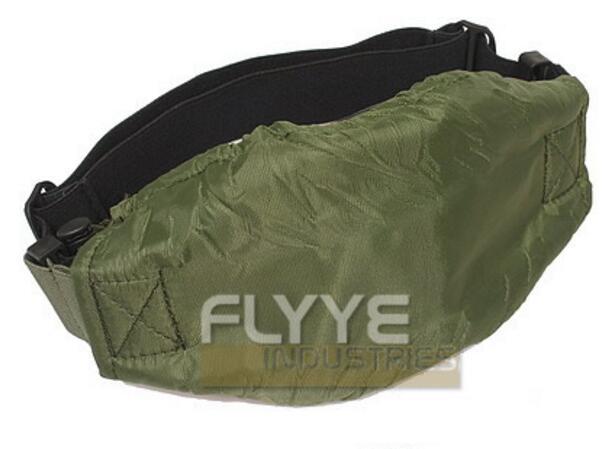 FLYYE MOLLE Goggle Protective Cover Military camping hiking modular combat CORDURA OT-G001