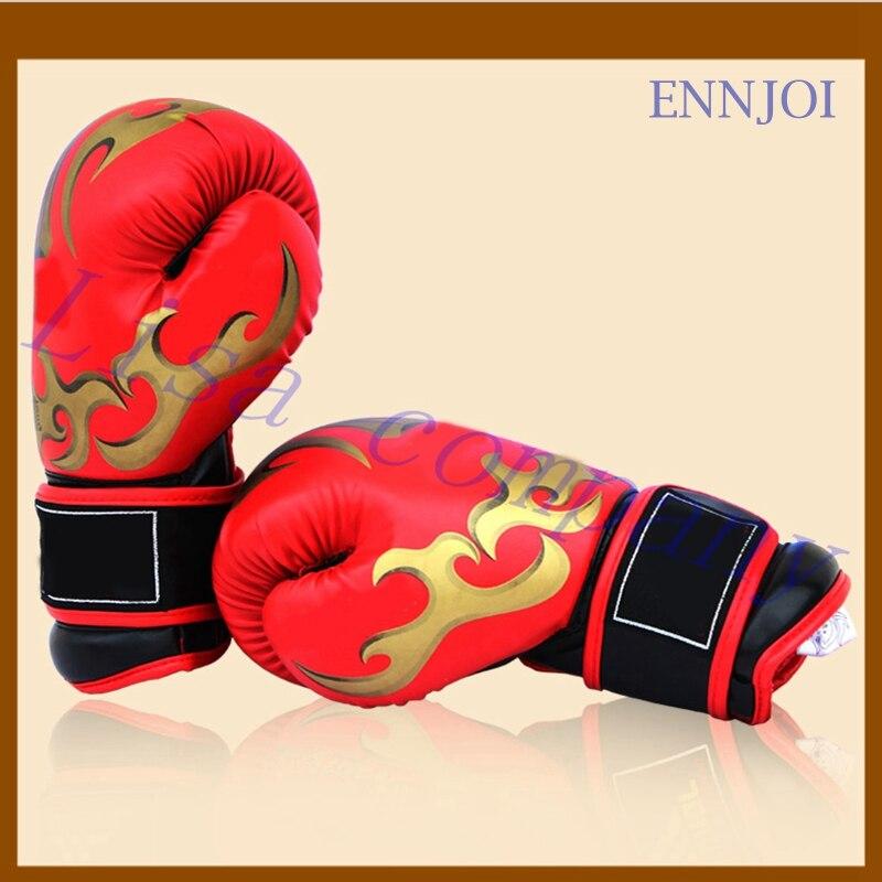2016 hot sale a pair of adult boxing free combat sandbag senior PU font b gloves