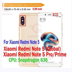 Image 5 - Xiaomi Redmi için not 5 6 7 8 9 Pro 6A durumda degrade temperli cam kapak için Xiaomi Mi 9 8 A2 Lite A1 Mi8 Mi9 Pocophone F1 kılıfı