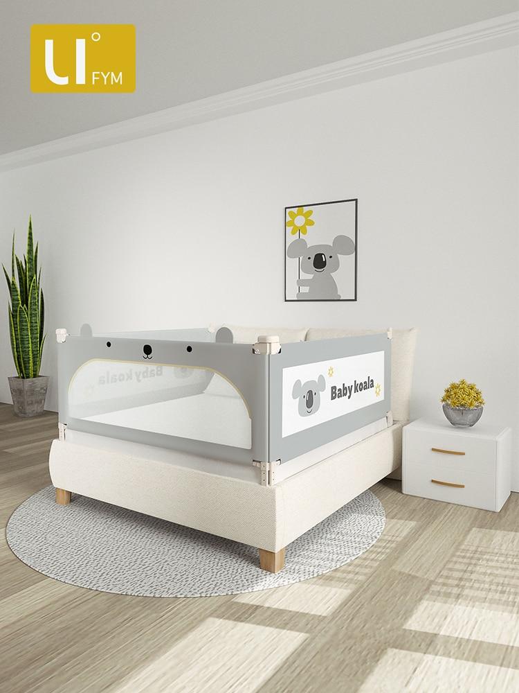 criancas dos desenhos animados cama guardrail shatter resistente cama cerca bebe berco ferroviario defletor seguranca levantamento