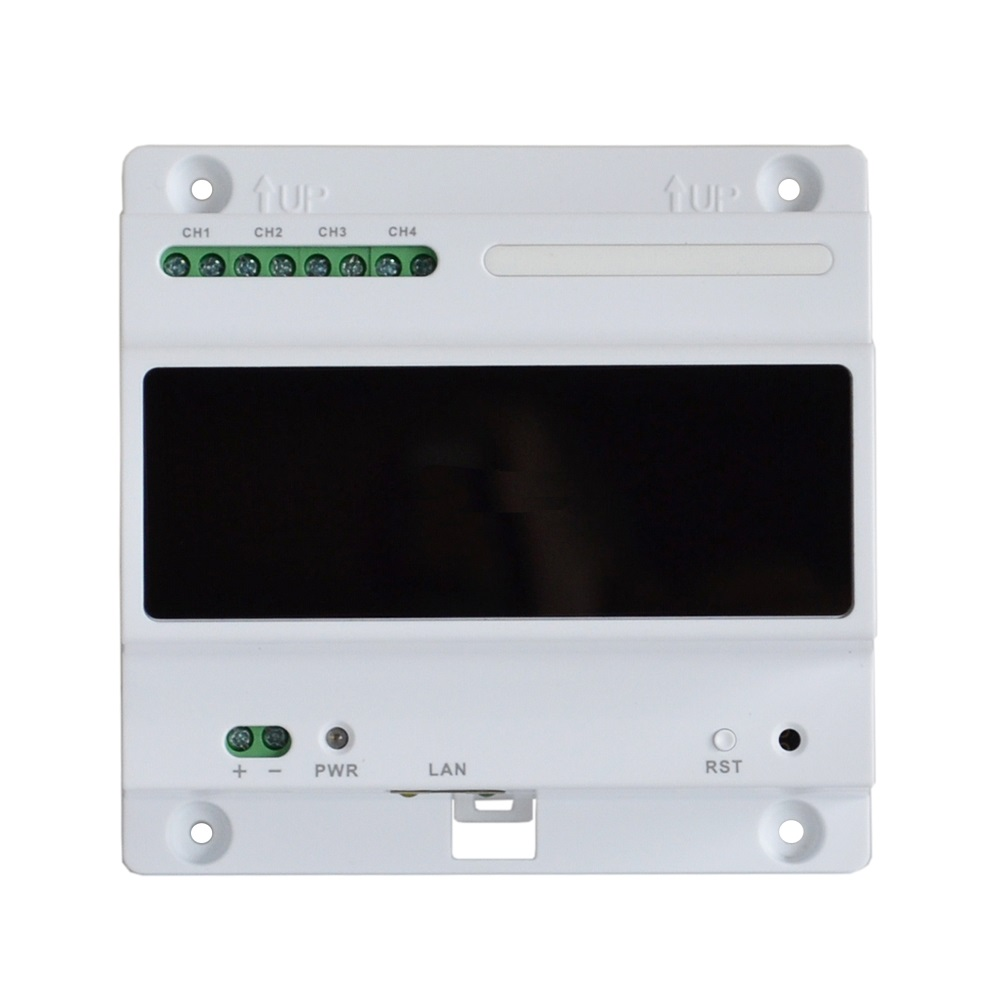 DH logo Free Shipping DH Door Intercom Accessory 2 Wire Network Controller VTNC3000A