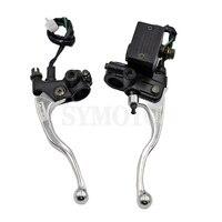 Motorcycle Brake Clutch Master Cylinder Pump For YAMAHA TW 200/225E WR 125R/125X/250F/250R/250X XT 225/250 XTZ250 TW200 XT250
