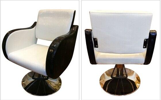 Европейский парикмахерское кресло. Парикмахерская стул. Стрижка стул