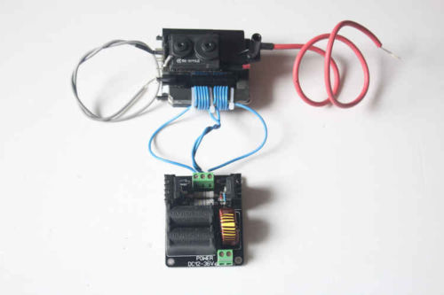 ZVS Zero Voltage Switching Drive Tesla Coil Marx generator Jacob's Ladder SGTC цена