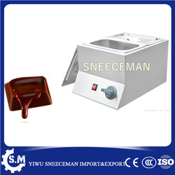 2 stove CE Approved Automatic Temperature Control Melting Machine  Electric Chocolate Stove Chocolate Melting Machine