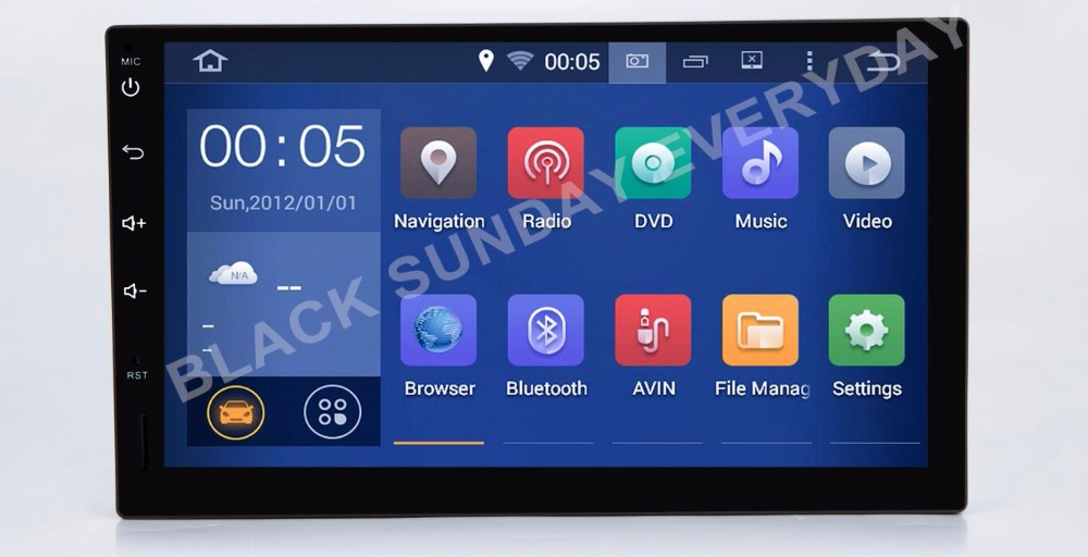 7 1024*600 Android 7.1/6.0 Fit NISSAN QASHQAI, TIIDA, SUNNY, PALADIN, FRONTIER, Car DVD Player GPS TV 3G Radio DVD AUDIO STEREO
