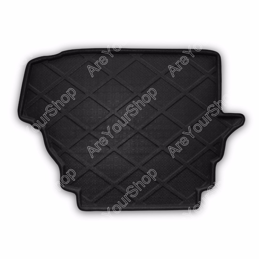 Car Auto Cargo Mat Boot liner Tray Rear Trunk Stickers Dog Pet Covers Protector For TOYOTA CAMRY 2007-2011 Car Styling Stickers car mat dog mat card luxury pet safty belt car mats after the seat small dogs dog mat hot sale a6089