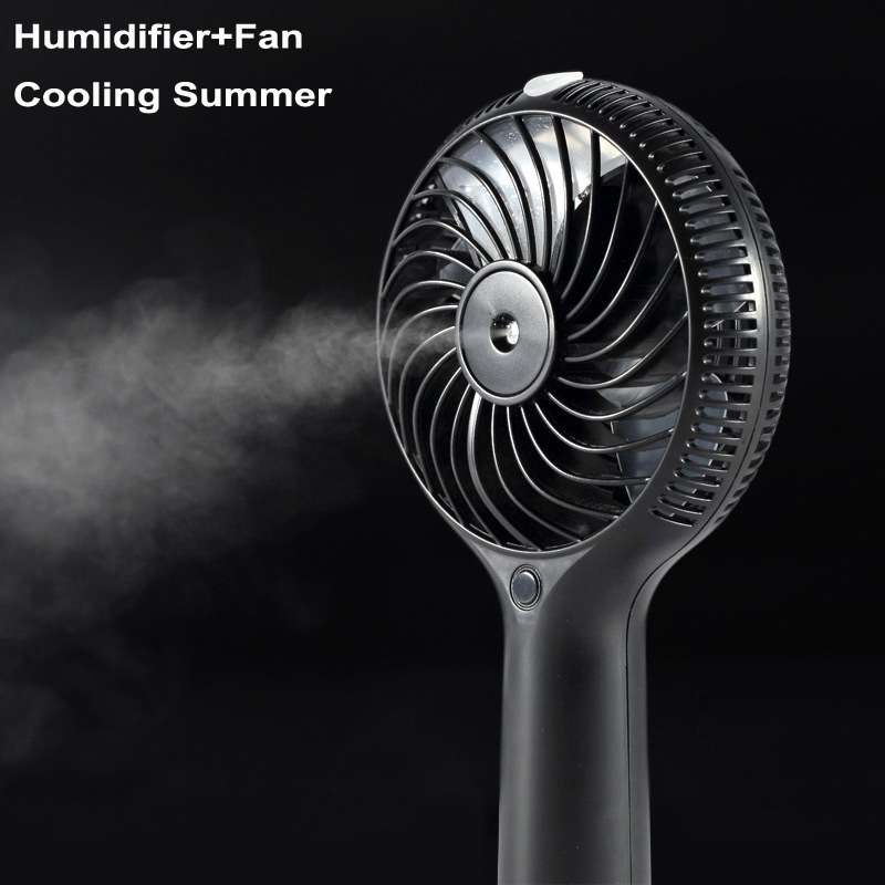 Spray Mist Fan : Online buy wholesale handheld misting fans from china