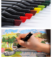 80 Colors Professional Art Markers Alcohol Markers Set Drawing Twin Markers Art Supplies For Artist