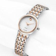 VINOCE Fashioh Women Wrist Watches Gold Watchband Top Brand Luxury Ladies Quartz Clock Female Bracelet watch Montres Femmes