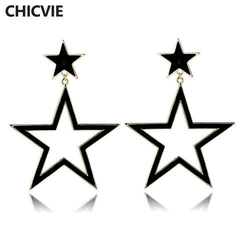 Chicvie пользовательские очаровательные серьги для женщин вечеринка