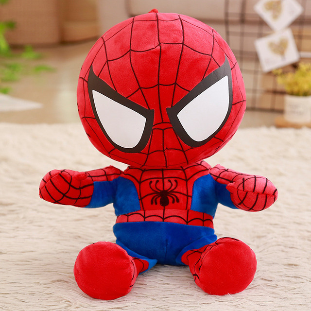 Soft Kids Plush The Avengers Movie Toys