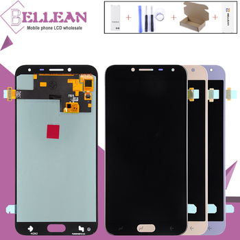 HH OLED J4 2018 Lcd Voor Samsung Galaxy J400 Lcd J400F/DS J4 Display 2018 Met Touch Screen Digitizer asssembly Gratis Verzending