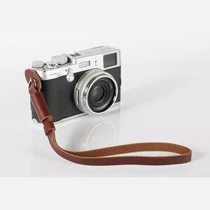Ремешок на запястье для камеры Finepix Fuji Fujifilm X30 X20 X10 XT10 XT1 X100T X100 X100S XE1 XE2 XM1 XA1 XA2