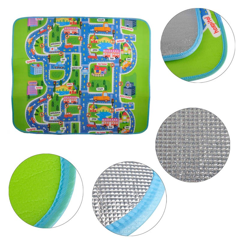 Activity Child Baby Puzzle Play Foam Mats Carpet Rug Blanket Children's Learning Educational Toys Hobbies Carpet Mat for Kids 8