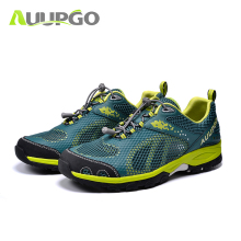 2016 Breathable Outdoor Hiking Shoes For Men Women Light Anti-skid Mountaineering Climbing Walking Shoes Trekking Shoes For Men