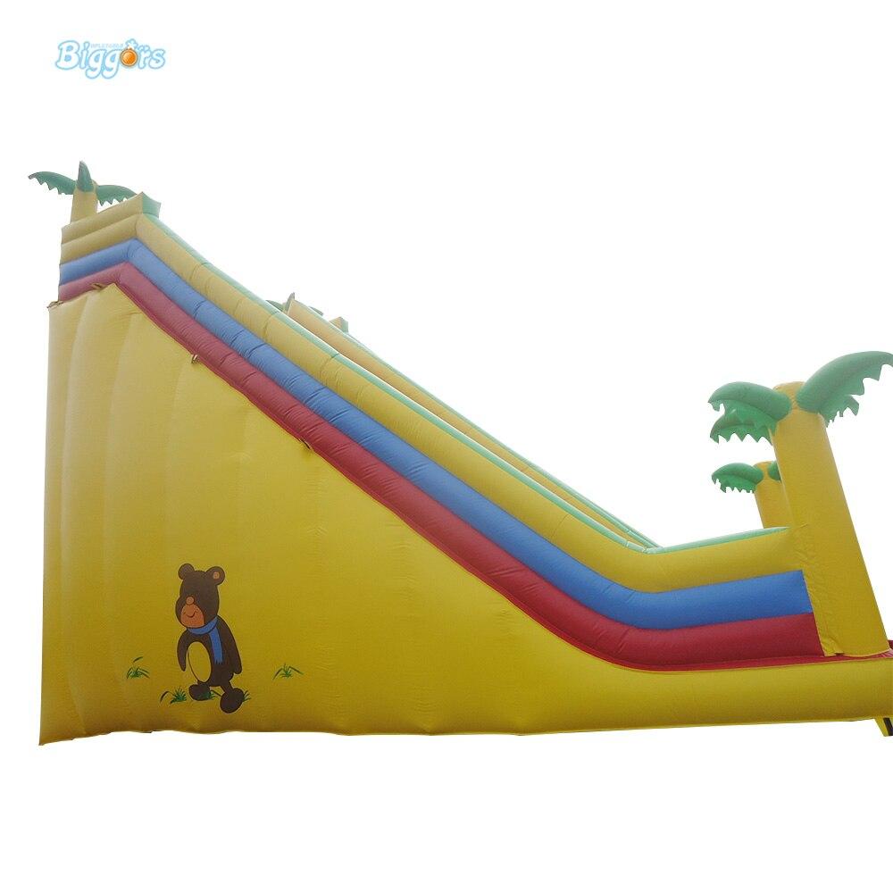Inflatable Biggors Red Inflatable Slide Custom Size Sale Saudi Arabia new inflatable slide wave slide slide ocean hx 886