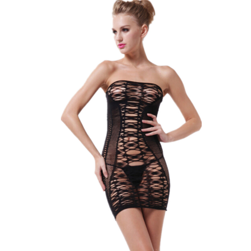 1set Women's Body stocking crotchless bodystocking 2016 Sexy Lingerie Hot Bodysuit Costume Sexy fishnet Erotic Lingerie