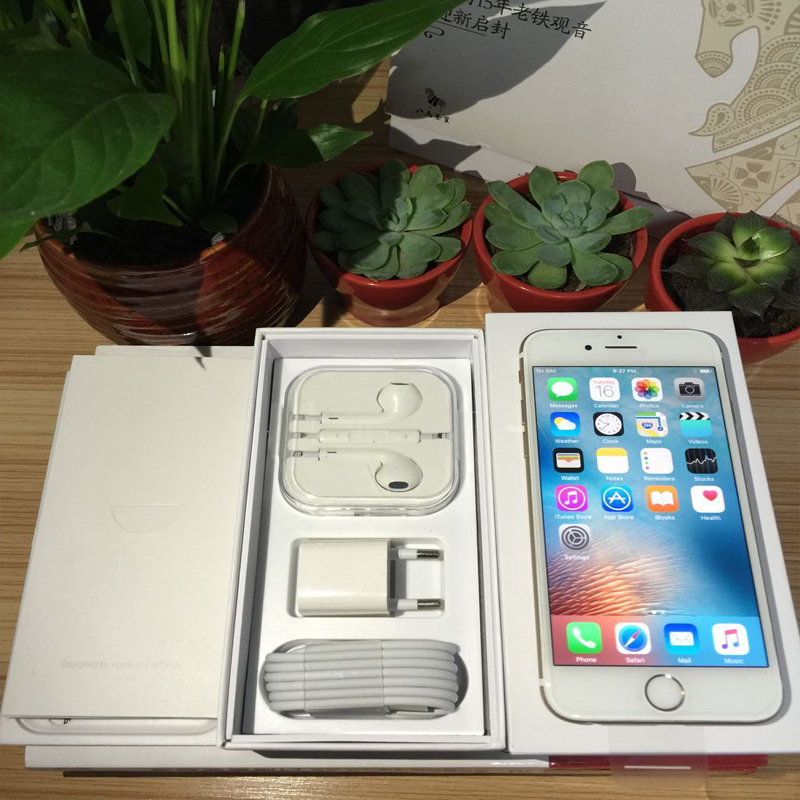 Original Unlocked Apple iPhone 5S Iphone 6 plus 16GB / 32GB