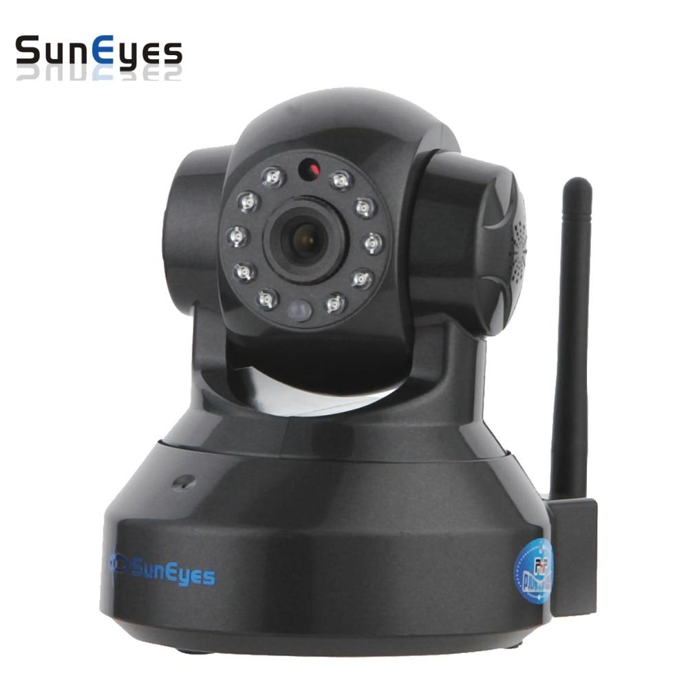цена на SunEyes SP-TM01EWP ONVIF Smart Surveillance Wireless IP Camera H.264 IR Cut and 720P or 1080P Full HD Optional Network Camera
