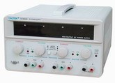 4 8 Days Arrival CA18305D DC Power Supply Dual Channel Adjutable Output 30V 5A And Fixed