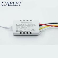 цена на Body Sensor Intelligent Light Lamp 220V IR Infrared Module Motion Sensing Switch Adjustable Movement Sensing PIR Switch ZK30