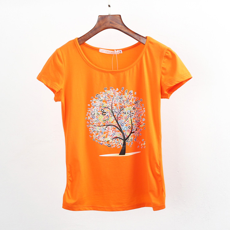 HTB15Gg.QpXXXXa.XXXXq6xXFXXXZ - Summer clothing short-sleeve T-shirt female casual shirts