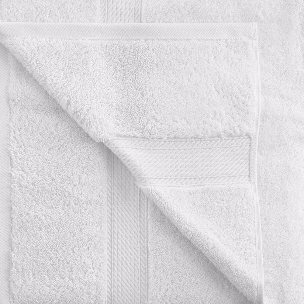 Home Collection 6 Piece Luxury Hotel Spa 100 Turkish Cotton Towel Set 600GSM Includes Bath Towels Hand Towel Washcloths Custom in Towel Sets from Home Garden