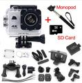 Oringal 4K Action Camera 4K 30fps F60 wifi Sports extreme Mini Cam Recorder Marine Diving gopro hero 4 style sports camera