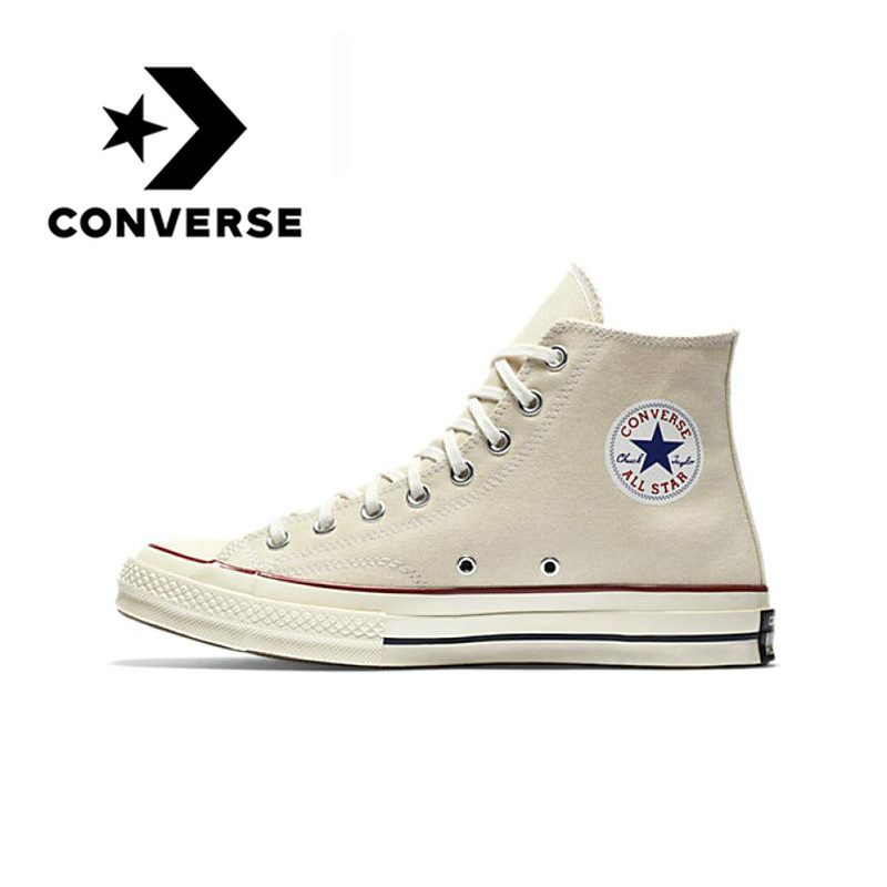 f0fae79067 Hot Sale] new Original Converse all star shoes Chuck Taylor man and ...