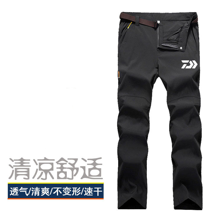 2018 NEW DAIWA Fishing outdoors summer pants DAWA trousers Sunscreen Breathable sports Mountaineering DAIWAS Free shipping все цены